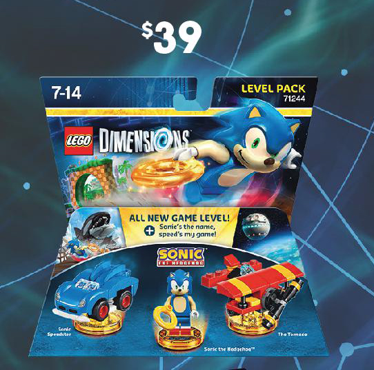 Target Sonic Toys : Price guide lego dimensions wave mon amiibo