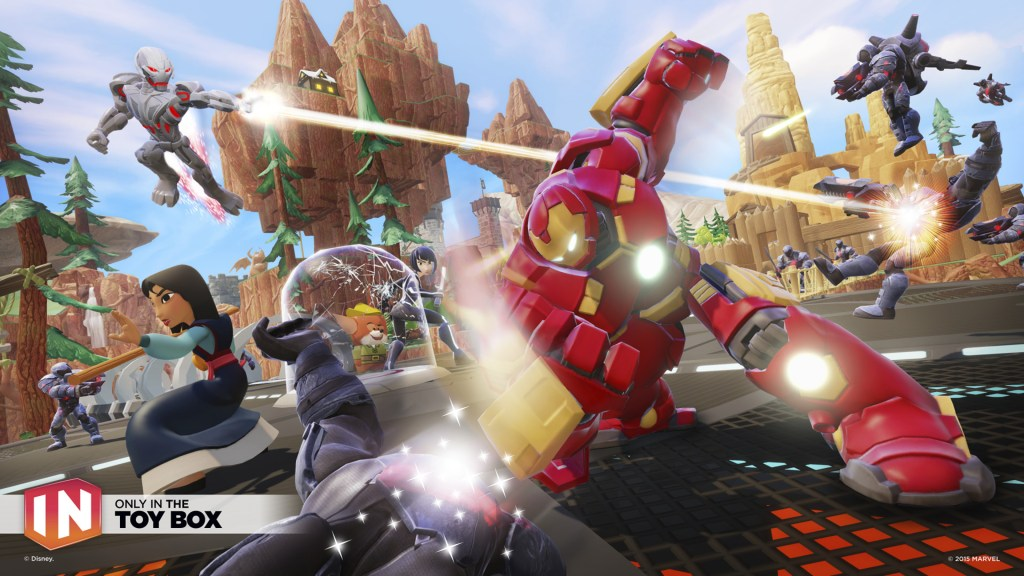 Disney Infinity 3.0 Gold Edition