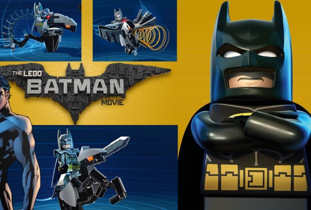 The LEGO Batman Movie in LEGO Dimensions