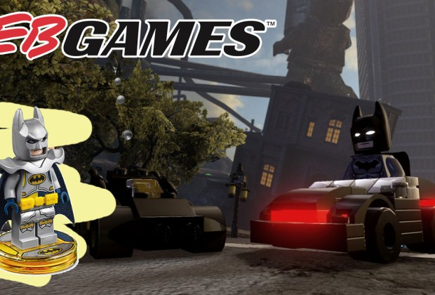 LEGO Dimensions - LEGO Batman Story Pack Preorder Bonus