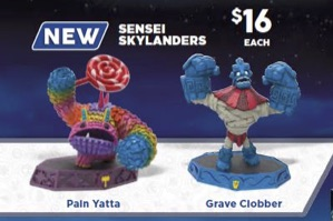 Skylanders Imaginators - Wave 4 Senseis @ Big W