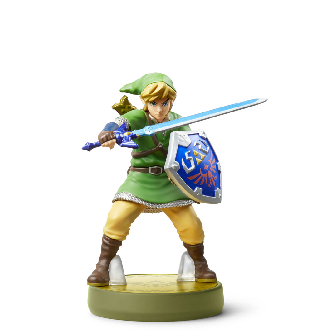 amiibo - Link - Skyward Sword
