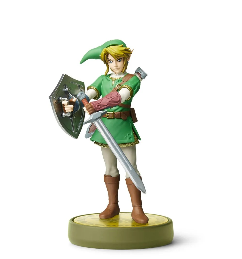 amiibo - Link - Twilight Princess