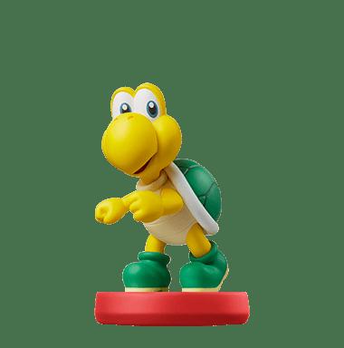 Super Mario - Koopa Troopa amiibo