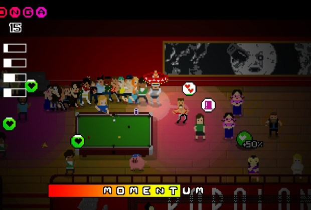 Conga Master Party on Switch