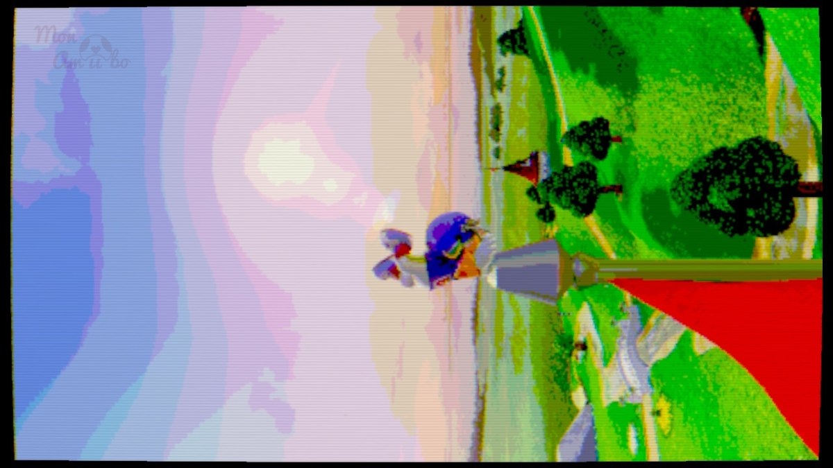 Super Mario Odyssey Photo Mode