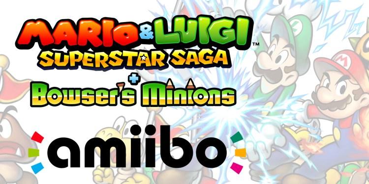 Amiibo Stamp Guide For Mario Luigi Superstar Saga Bowser S
