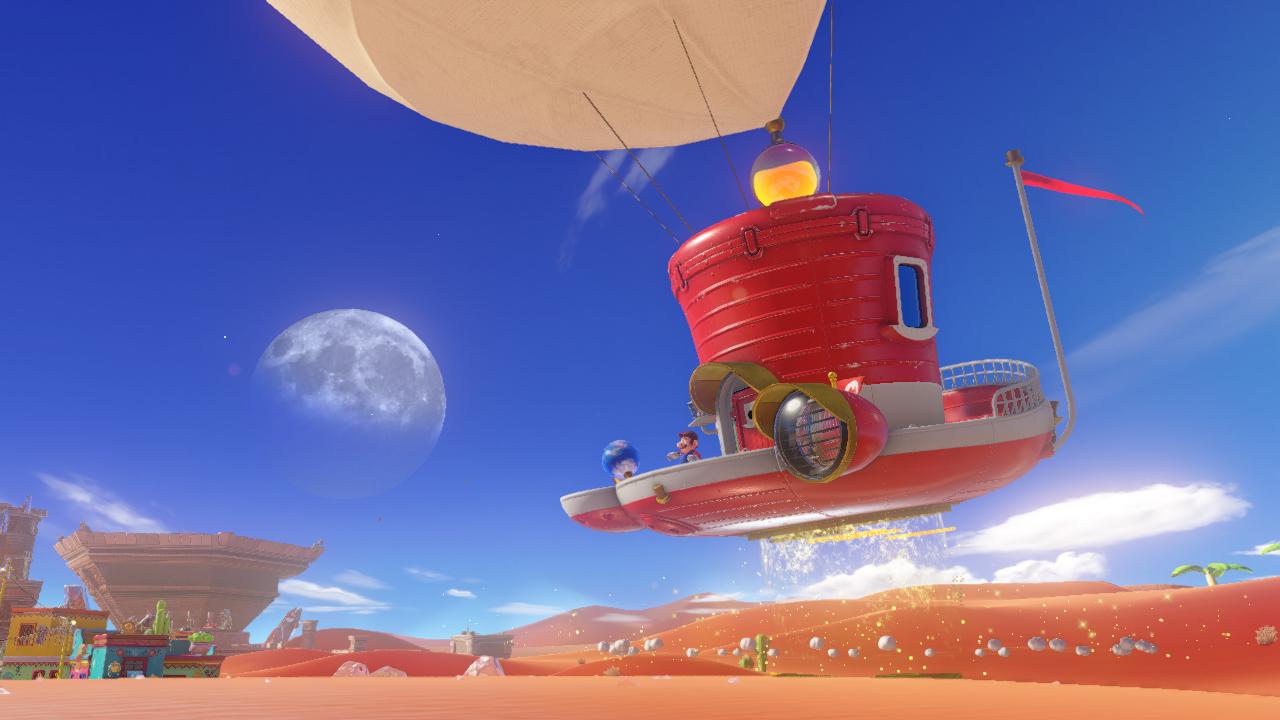 Super Mario Odyssey Review Switch Mon Amiibo Com