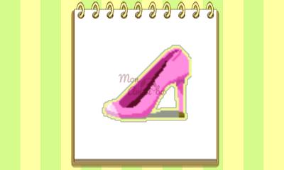 New Style Boutique 3/Style Savvy 3 - Miscellaneous amiibo emblem