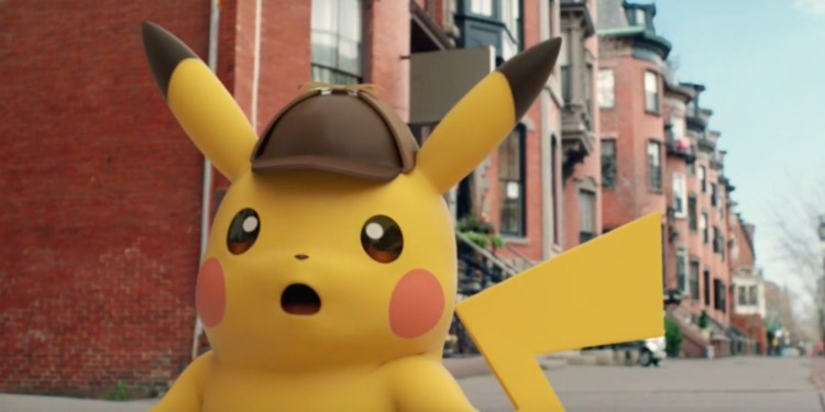 Detective Pikachu on 3DS