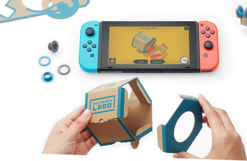 Nintendo Labo for Nintendo Switch