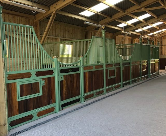 Monarch Equestrian, Monarch Stables, Monarch Equestrian Stables, Stables, Stable Yard, Yard, Livery, Green Stables, Hardwood Stables
