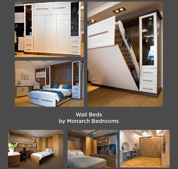 Wall Beds by Monarch Bedrooms