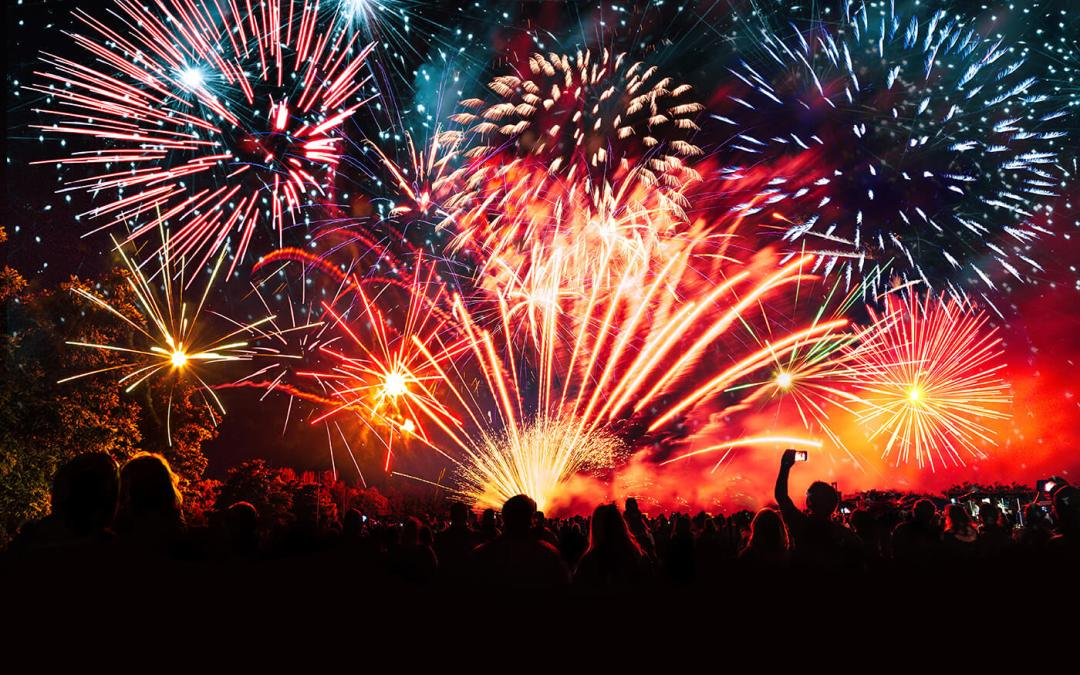 Fabulous Fireworks Displays Near You!