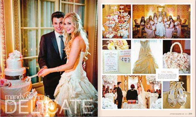 Ceremony_Magazine_Blush_French_Vintage_Wedding_Monarch_Weddings_Westgate_hotel