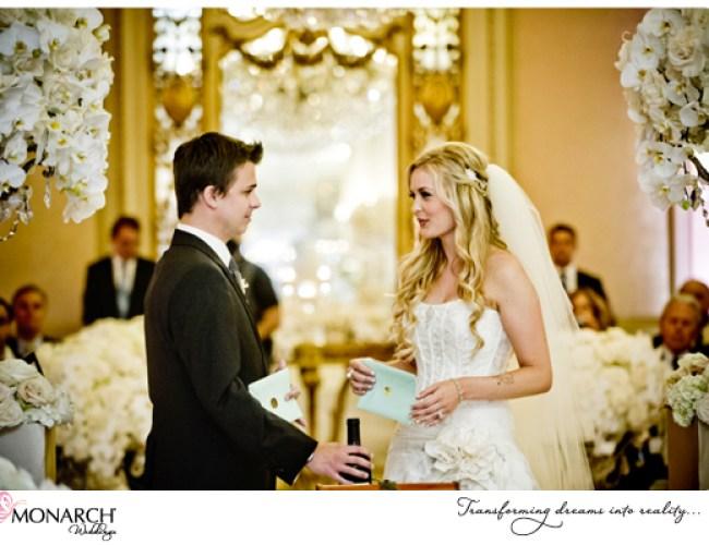 wine-ceremony-french-vintage-wedding-westgate-hotel