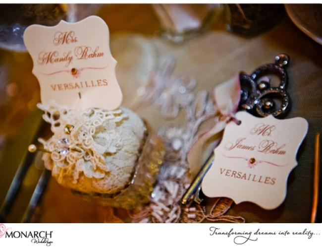 pin-cushion-and-vintage-key-place-cards-westgate-hotel-blush-vintage-wedding