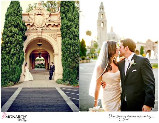 Prado-Balboa-Park-Wedding-true-photography-Arch-way-at-Prado
