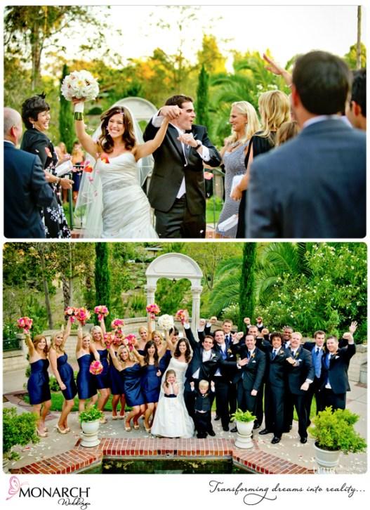 Prado-Balboa-Park-Tropical-Wedding-Ceremony-Wishing-Well