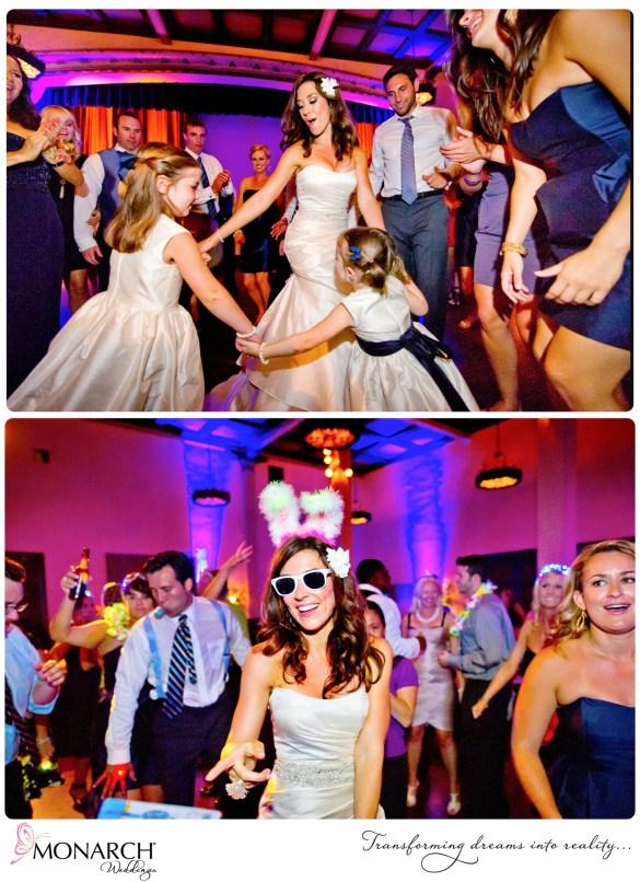 Prado-Wedding-Tropical-Theme-Dancing-Bride-Flowergirls
