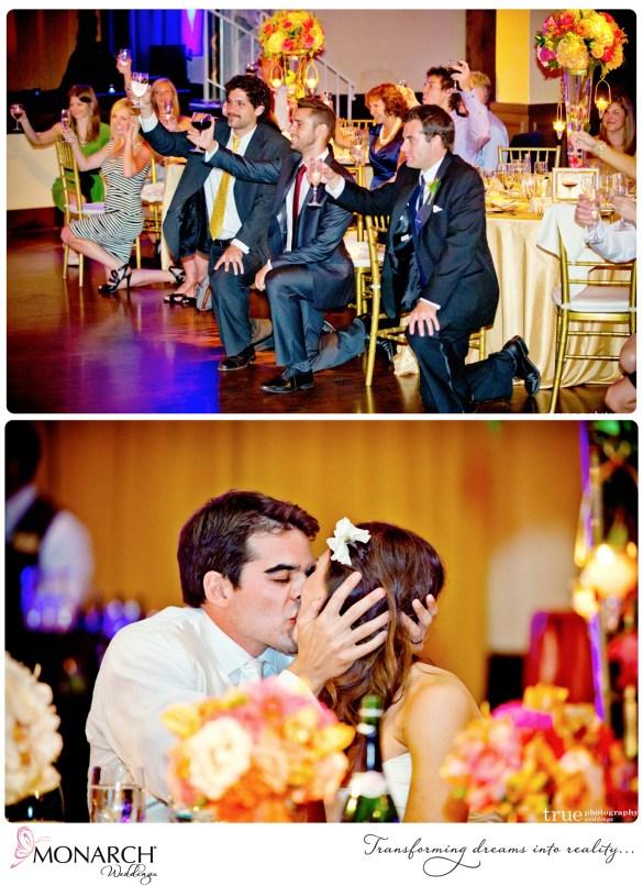 Prado-Wedding-Toast-Kiss