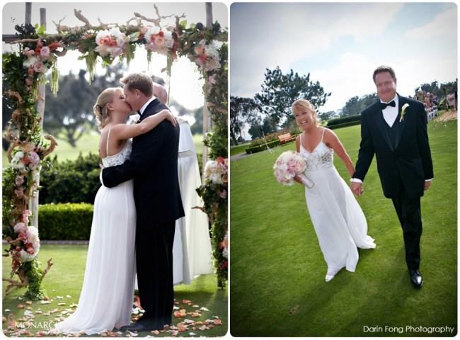 Lodge-at-Torrey-pines-wedding-arroyo-terrace-kiss