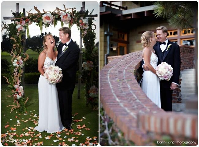 Lodge-at-Torrey-pines-wedding-bride-and-groom