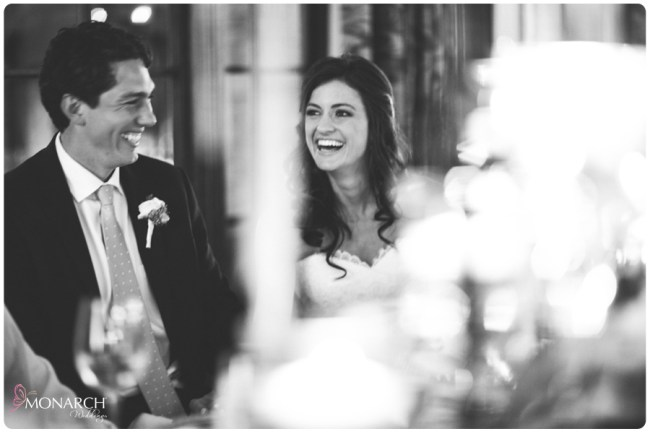 Rustic-garden-chic-wedding-couple-laughing