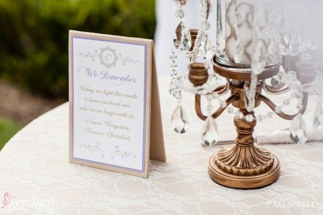Memorial-Candle-during-ceremony-hotel-del-coronado-wedding