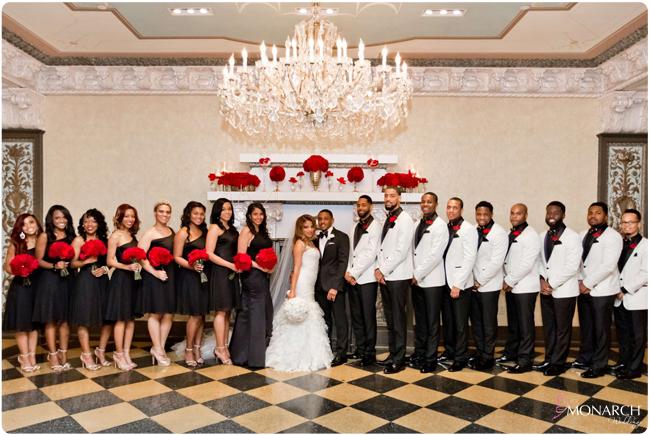 Bridal-party-us-grant-hotel-white-jacket-groomsmen