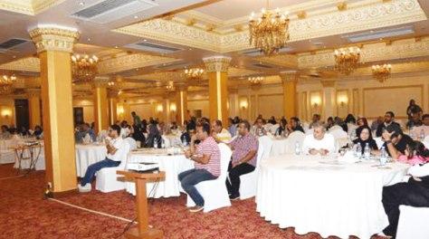 الأكاديمية العربية تلتقي المصريين في المملكة