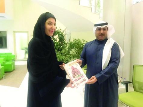 الأميرة خلود تكرم حافظات القرآن الكريم