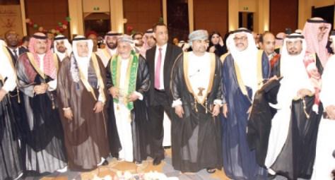قنصلية عمان تحتفل باليوم الوطني 49