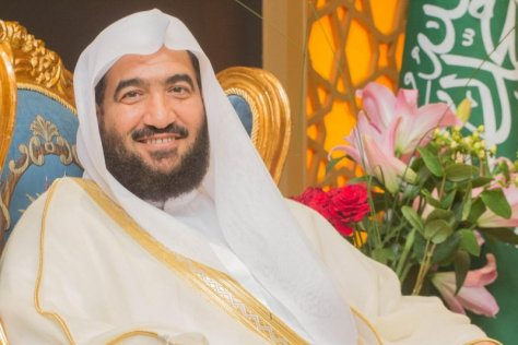"""""""العقيل"""" يشكر القيادة بمناسبة تعيينه مستشارًا شرعيًّا بالشؤون الإسلامية"""