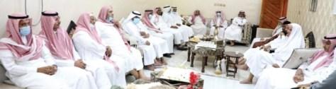 آل المدخلي يحتفلون بقران محمد