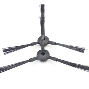 WEIHAN Ilife V3 V5 A4 A6 Brosse Latérale K614 Robot Aspirateur Pièces Brosse 6 Unids Lado Cepillo Para Très Pratique à Utiliser