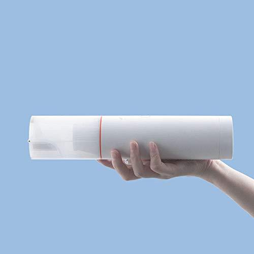 Boombee Accueil Utilisation Aspirateur Aspirateur sans Fil Main légère 6000Pa Aspiration Profonde Retirer Acariens 30min Lasting Autonomie de la Batterie (Couleur : Blanc, Taille : Taille Unique)