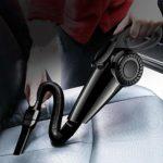 XCVB Aspirateur dans la Main Aspirateur de Voiture Portable sans Fil Robot aspirateur Automatique de Poche pour Le Nettoyage intérieur et Domestique de la Voiture et de l'ordinateur, Style 2
