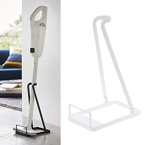 Autres Accessoires Stand de Plancher LJR Stand Nettoyant sans entreposage de l'aspirateur sans Fil (Noir) (Couleur : Blanc)