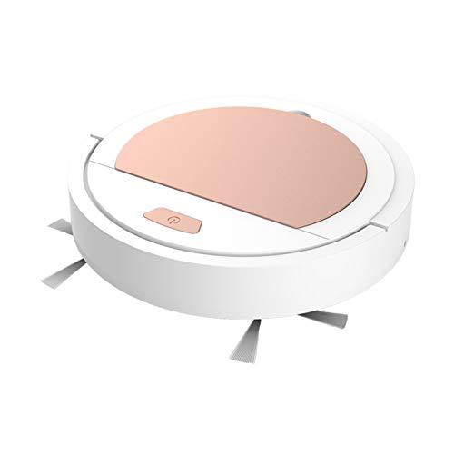 Robot aspirateur automatique de balayage intelligent 1800 Pa Puissant aspiration de haute couverture L Machine de nettoyage à sec et humide pour poils d'animaux domestiques Piso dur et tapis moyen