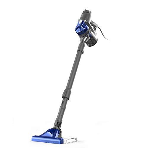 ZKAIAI 2 en 1 aspirateur bâton, Aspirateur à main Compatible with Corded tapis et sols bleu dur (Couleur: Bleu) Grande Aspiration