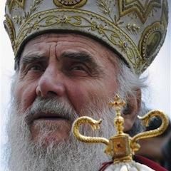 Sa Sainteté le Patriarche Irénée