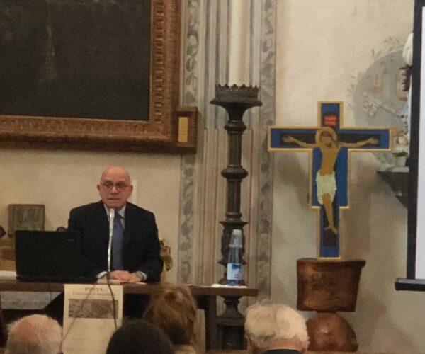 Intervento del professor Gino Fornaciari