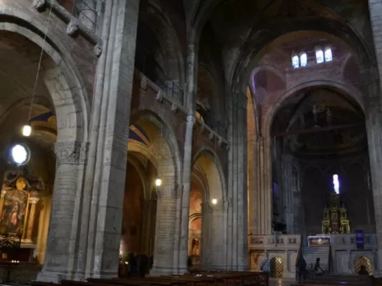 "San Michele – Architettura – Associazione ""Il Bel San Michele"" O.d.V. – Pavia"