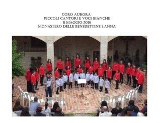 Coro Aurora, dieci anni tra canto, musica e nuove generazioni