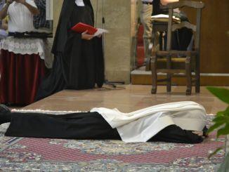 consacrazione monastica