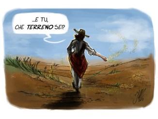 Paradosso evangelico: la semina vale più del profitto del raccolto