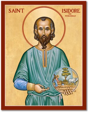 Image result for St. Isidore.