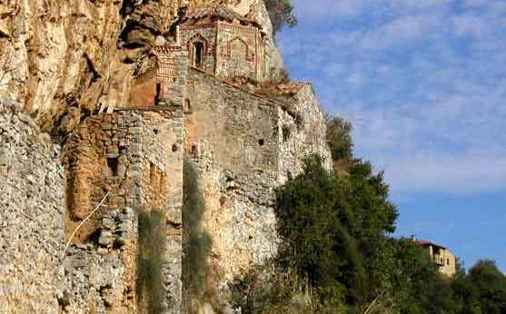 ΙΕΡΑ ΜΟΝΗ ΦΙΛΟΣΟΦΟΥ - ΑΡΚΑΔΙΑ - Μοναστήρια της Ελλάδος