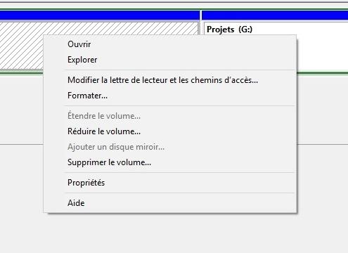 partitionner son disque dur sous windows